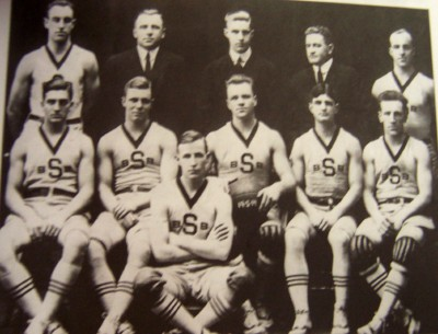 Syracuse Orangemen Team Photo 1913-1914