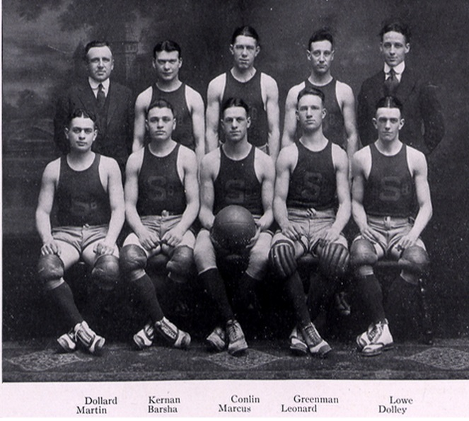 Syracuse 1918-1919 Team Photo