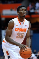 Chinonso Obokoh Syracuse Orange Basketball