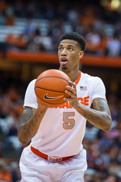 Chris McCullough Syracuse Orange