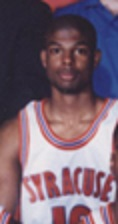 David Patrick Syracuse Orangemen Basketball