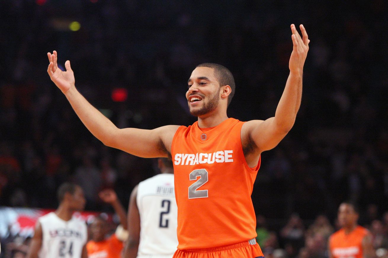Justin Thomas Syracuse Orange Basketball