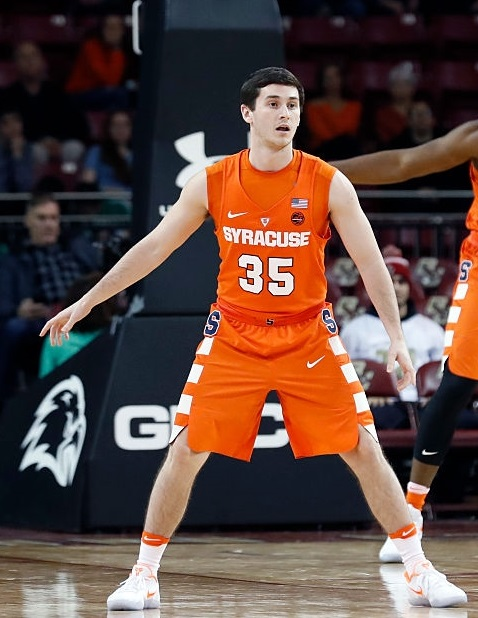 Ray Featherson Syracuse Orange Basketball