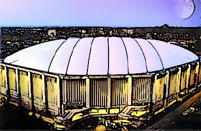 Carrier Dome Syracuse New York