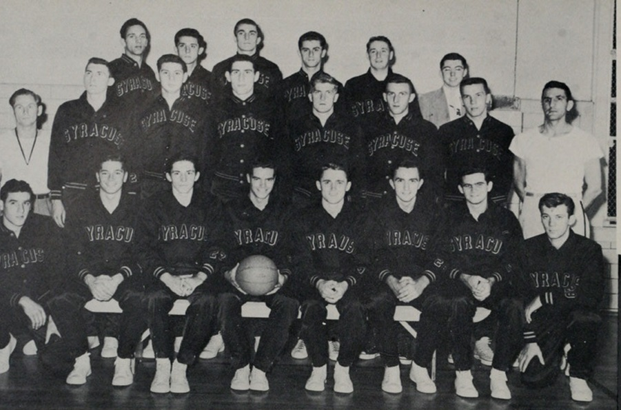 Syracuse Team Photo 1950-1951