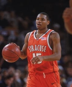 James Thues Syracuse Orangemen